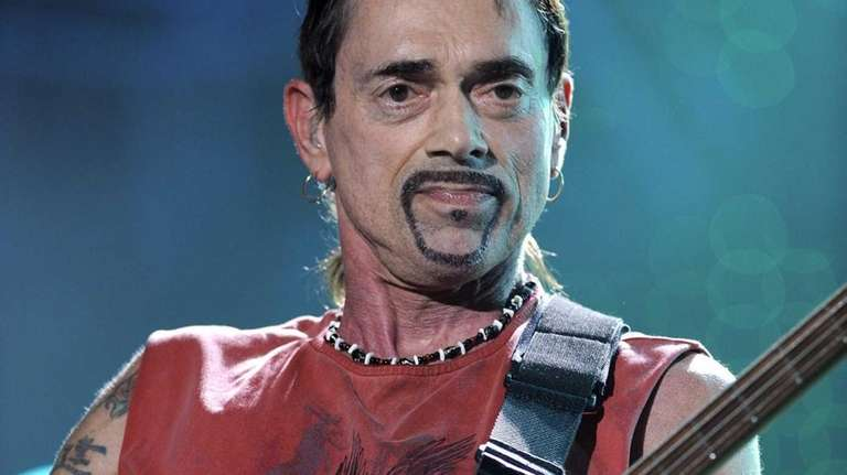 Andy Fraser at the