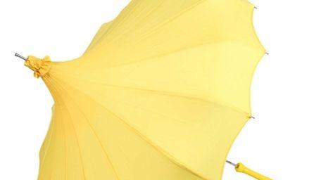 This windproof, waterproof, UPF 50+ Bella Umbrella Pagoda