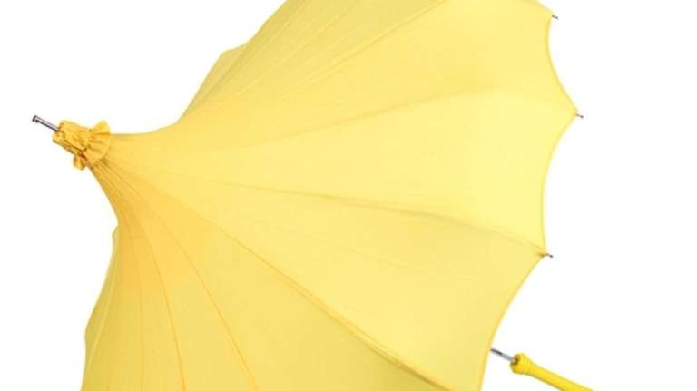 This windproof, waterproof, UPF 50+ Bella Umbrella Pagoda