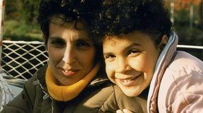 Filmmaker Lacey Schwartz, who grew up in an