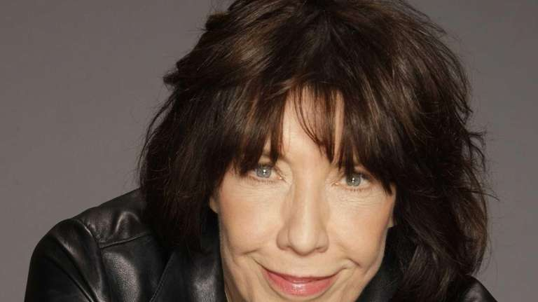 Comedian Lily Tomlin is coming to the NYCB