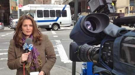 Lisa Colagrossi, 49, a reporter for WABC-TV, died