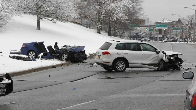 Two drivers suspected of driving while intoxicated were
