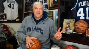 Chuck Everson, member of the 1985 Villanova NCAA