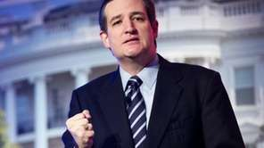 Sen. Ted Cruz (R-Texas) speaks at the International