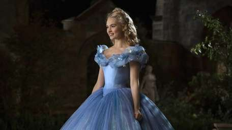 Lily James stars in
