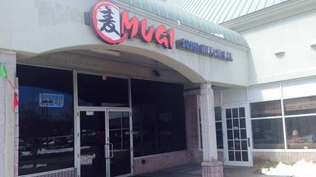 Mugi Sushi Hibachi & Bar has opened in