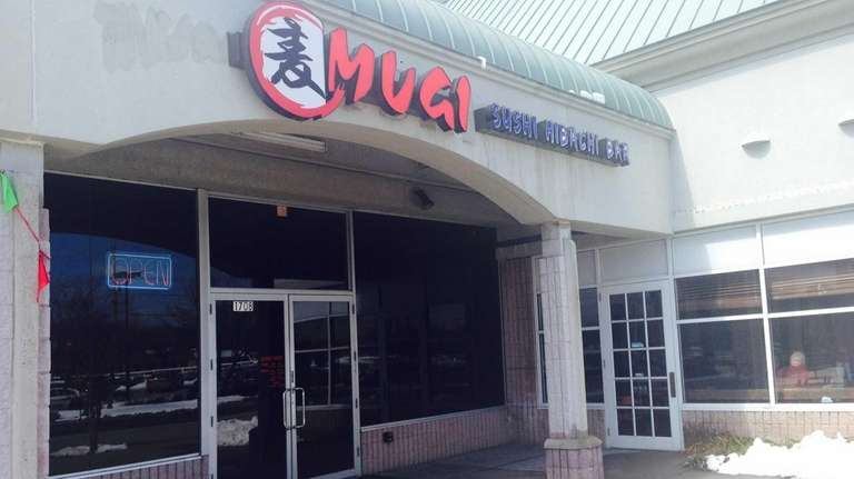 Mugi Sushi Hibachi & Bar has opened in