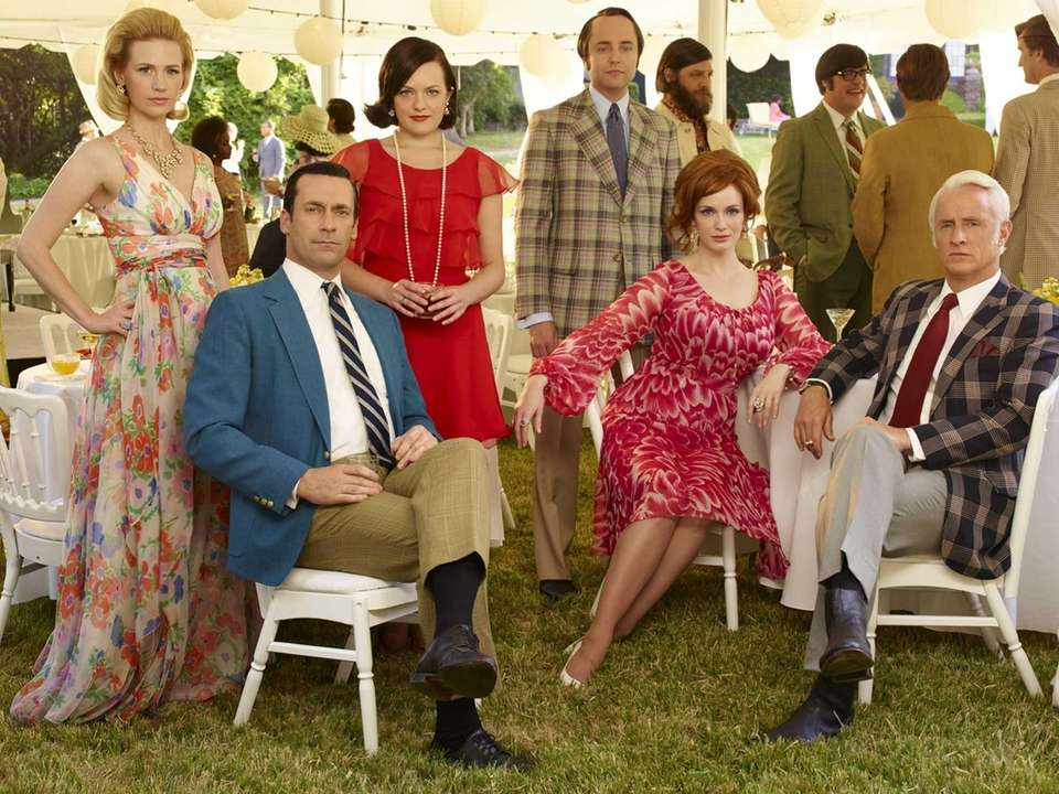 """Mad Men,"" AMC/On Demand. This one needs no"
