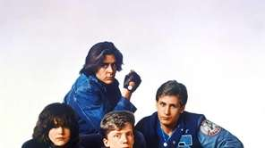 From left, Ally Sheedy, Judd Nelson, Anthony Michael