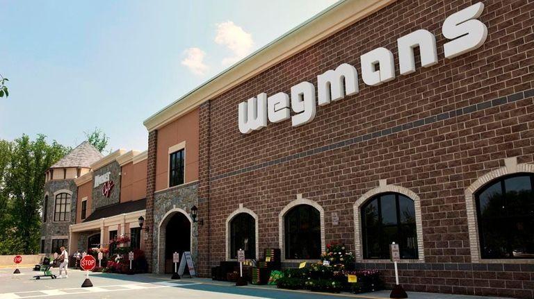 New York supermarket chain Wegmans said it was