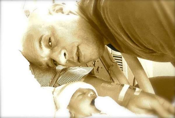 Actor Vin Diesel posts a photo with his