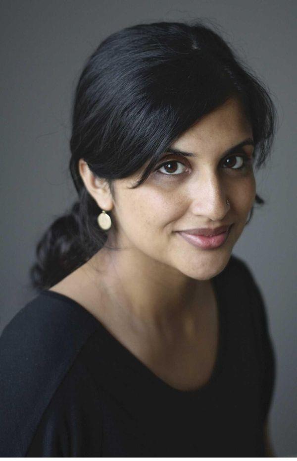 Tania James, author of