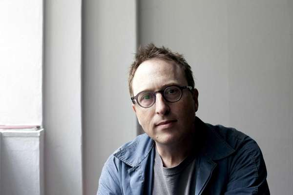 Jon Ronson, author of