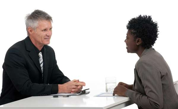 Job candidates must understand that when they don't