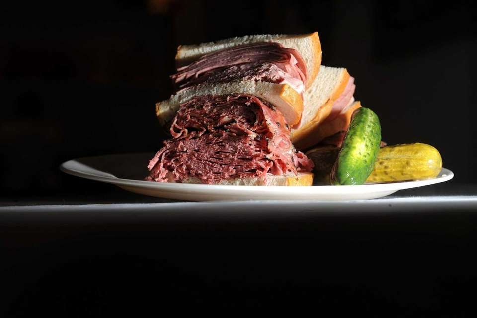 Pastrami King, Merrick: With a style and history