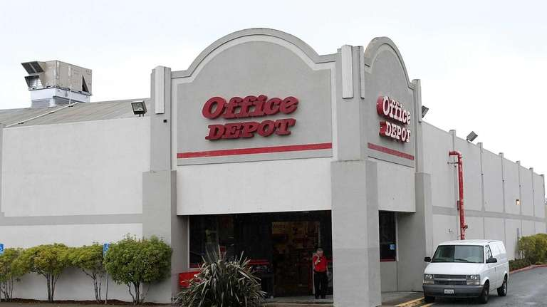 Office Depot Inc. Chief Executive Officer Roland C.