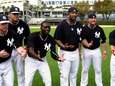 "The Yankees reenacted a scene from ""The Sandlot"""