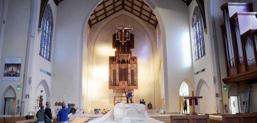 The Diocese of Rockville Centre's $4.5 million renovation