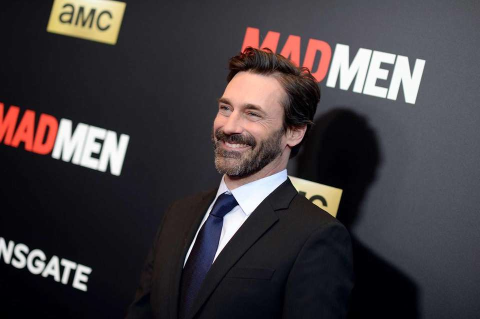 """Mad Men"" star Jon Hamm completed a 30-day"