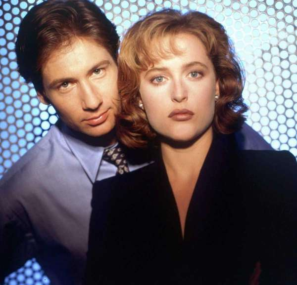 David Duchovny and Gillian Anderson will be back