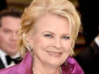 Actress Candice Bergen attends the Vanity Fair Oscar