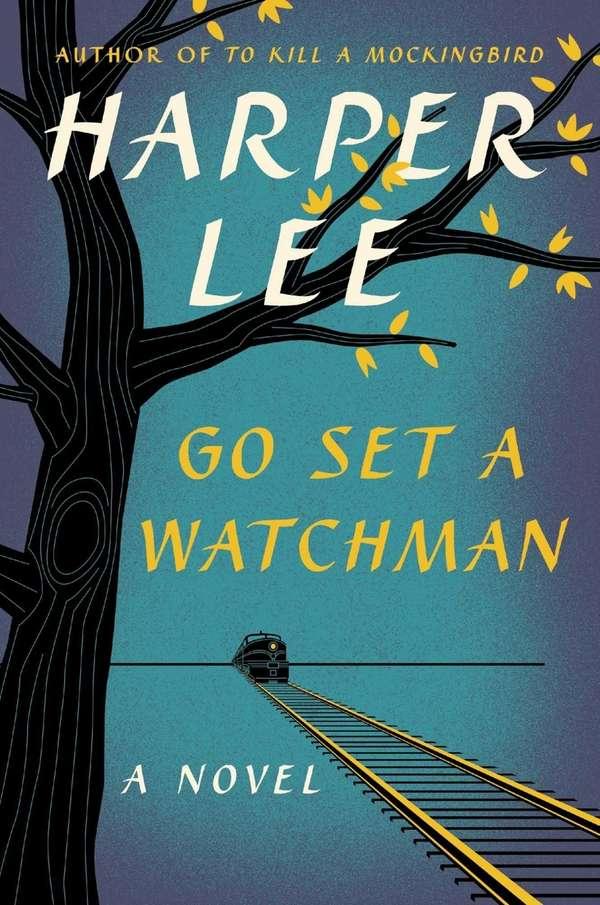 This book cover, released by HarperCollins, shows