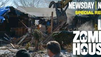 Zombie houses: Search for solutions