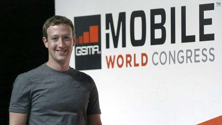 Facebook founder Mark Zuckerberg is using F8 to