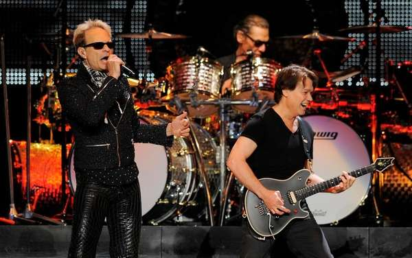 Van Halen will hit the road this summer