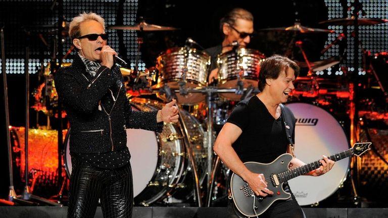 Van Halen will hit the road this summer