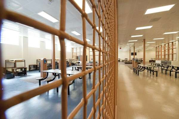 The new Suffolk County Correctional Facility in Yaphank