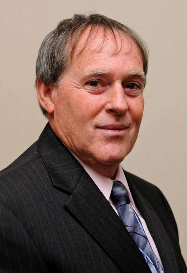 Smithtown Councilman Edward Wehrheim, seen in a June
