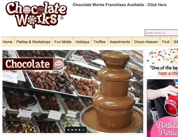 Chocolate Works, Great Clips and more companies are