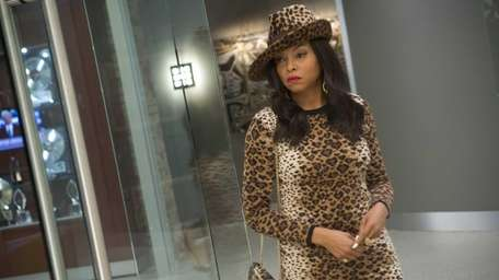 Taraji P. Henson and her sartorial entourage will