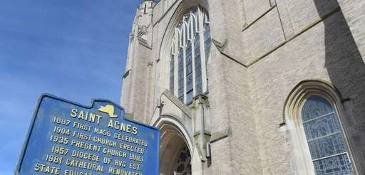 The Diocese of Rockville Centre is renovating St.