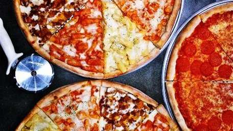All kinds of specialty slices are available at