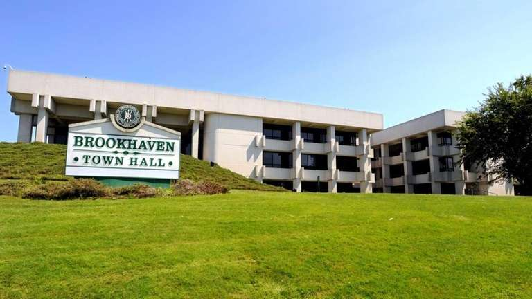 The Brookhaven Town Board of Zoning Appeals is