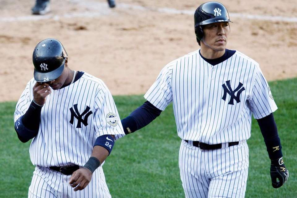 The Yankees are 2-1 in the home openers
