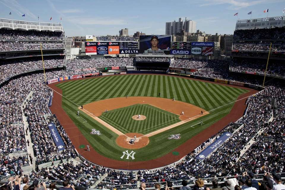 The Yankees have yet to draw more than