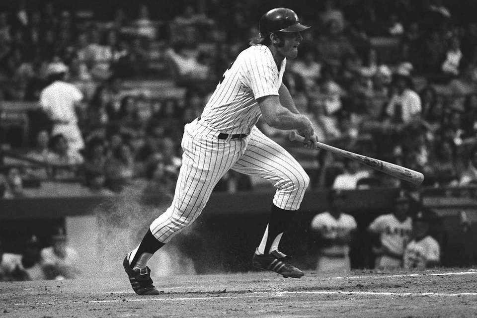 The first appearance of the designated hitter occurred