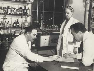Dr. Sidney Farber, considered the father of modern
