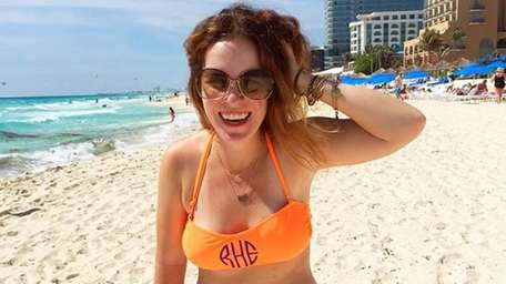 Rachel Hollis, a mother of three, posted a