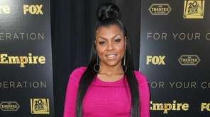 Taraji P. Henson attends the LA Academy Screening