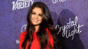 Actress-singer Selena Gomez is an ambassador for UNICEF,