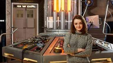 Maisie Williams is joining