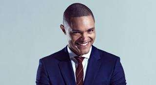 "The new host of ""The Daily Show"