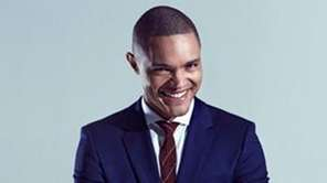 "The new host of ?The Daily Show"" --Trevor"