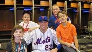 New York Mets player Michael Cuddyer in the