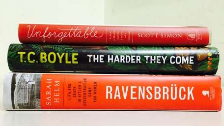 New titles from Scott Simon, T.C. Boyle and